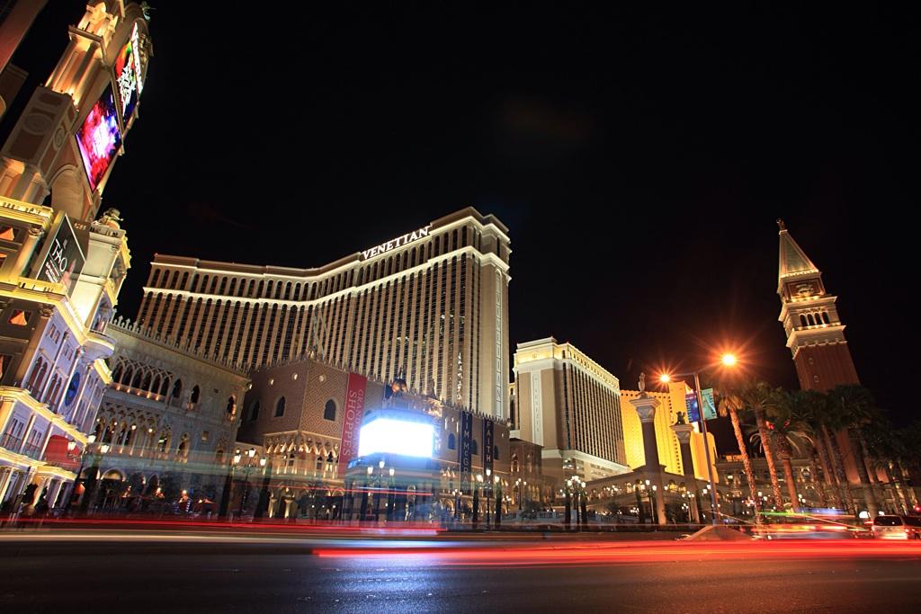 Venetian hotel, Las Vegas strip
