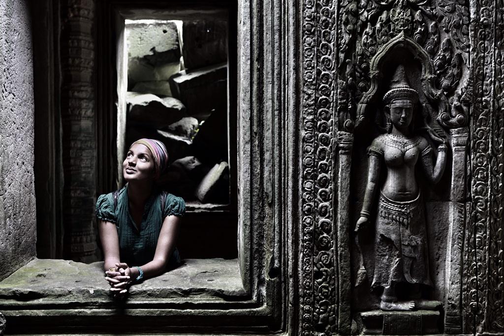 Angkor Wat Style, Cambodia